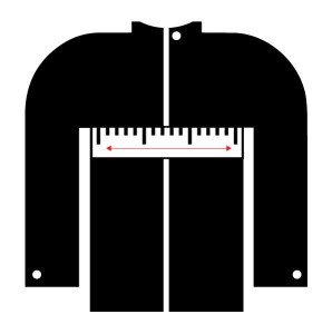 How to measure your chest for a motocycle jacket