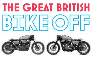 J&S Accessories Great British Bike Off competition