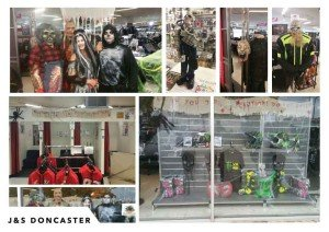 J&S Doncaster Store's Halloween 2016