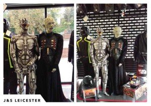 J&S Leicester Store's Halloween 2016