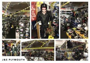 J&S Plymouth Store's Halloween 2016