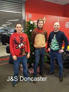 J&S Doncaster Store's 2016 Christmas Jumper Day