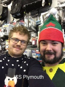 J&S Plymouth's 2016 Christmas Jumper Day