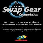Frank Thomas Swap Gear Competition