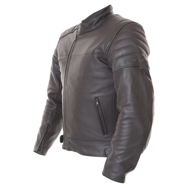 Frank Thomas FTL400 Leather Jacket side view