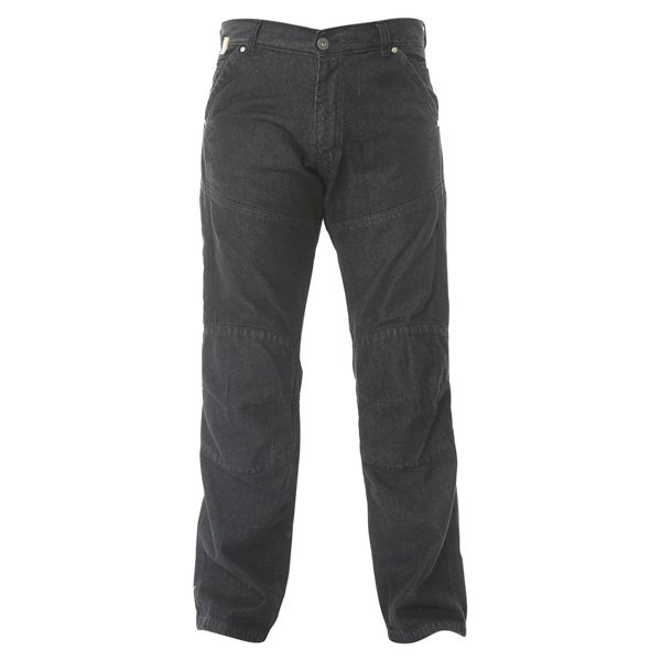 Mens RED 009 Ride-Out Black Jeans