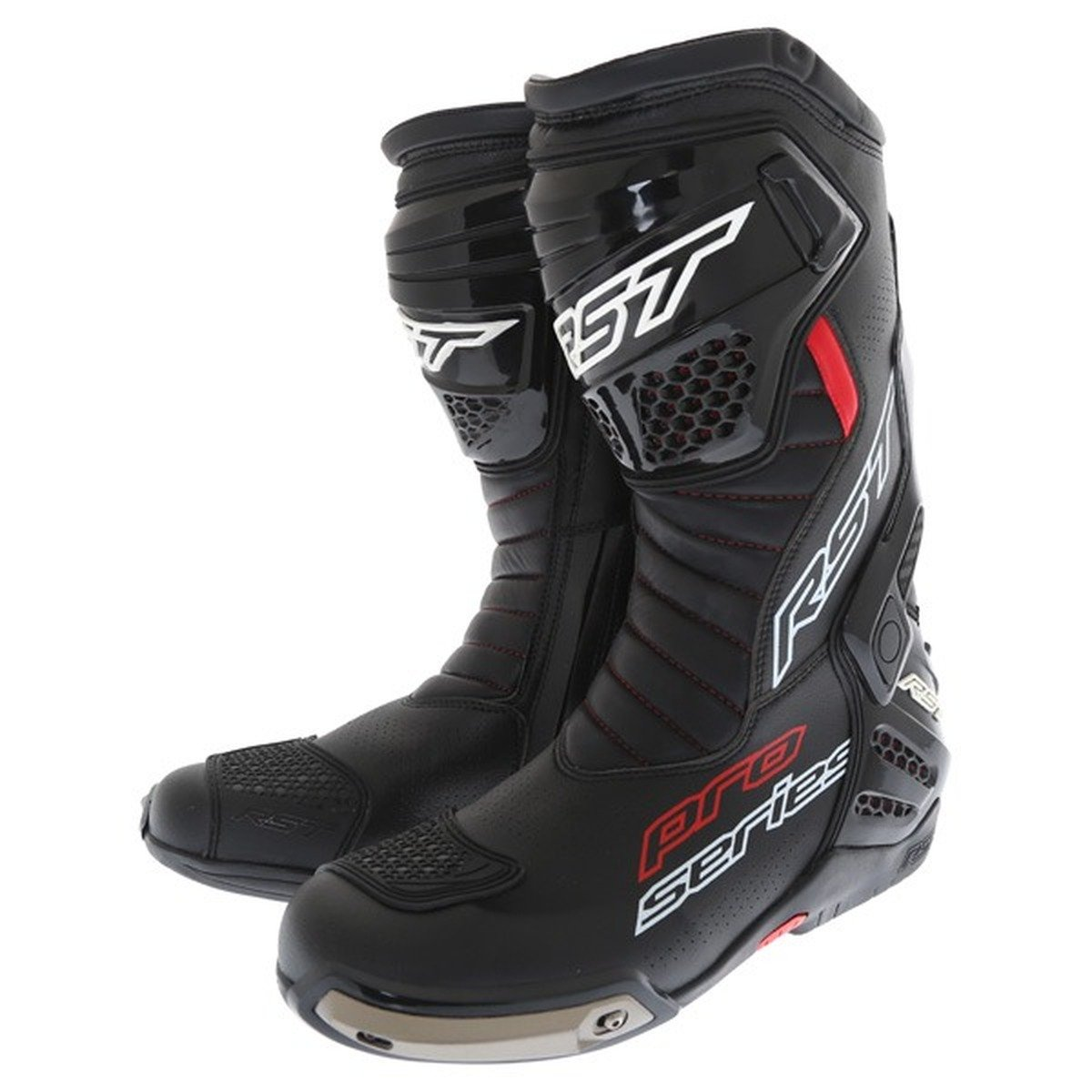 RST Pro Series 1503 Race CE Boots in Black