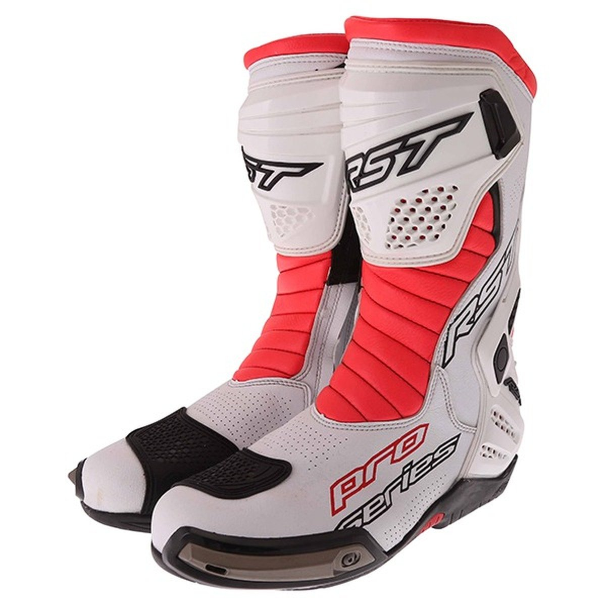 RST Pro Series 1503 Race CE Boots in Red