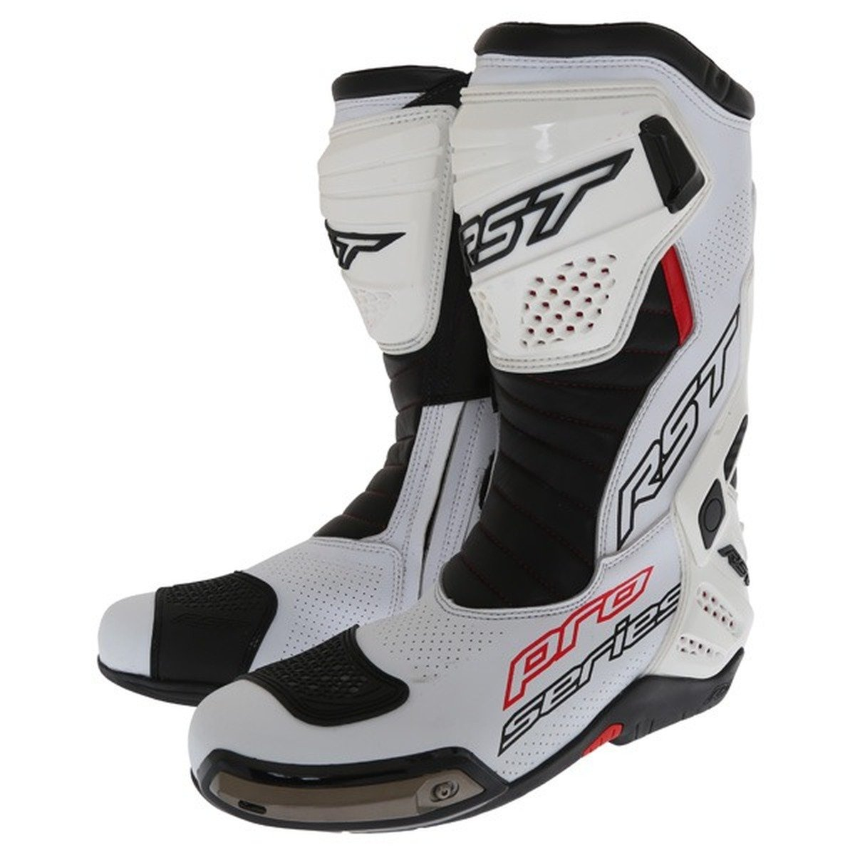 RST Pro Series 1503 Race CE Boots in White