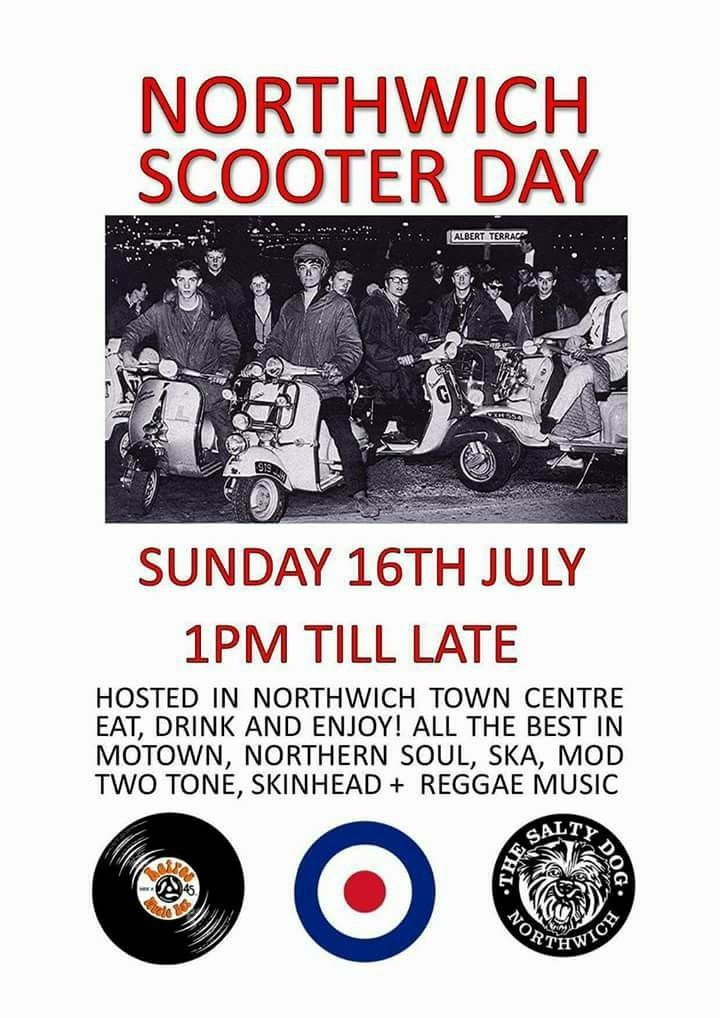 Scooter day poster