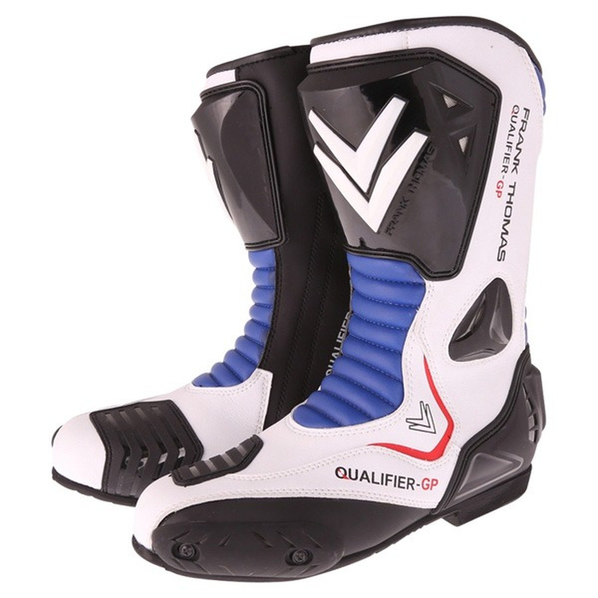 Frank Thomas Qualifier GP Boots in Blue