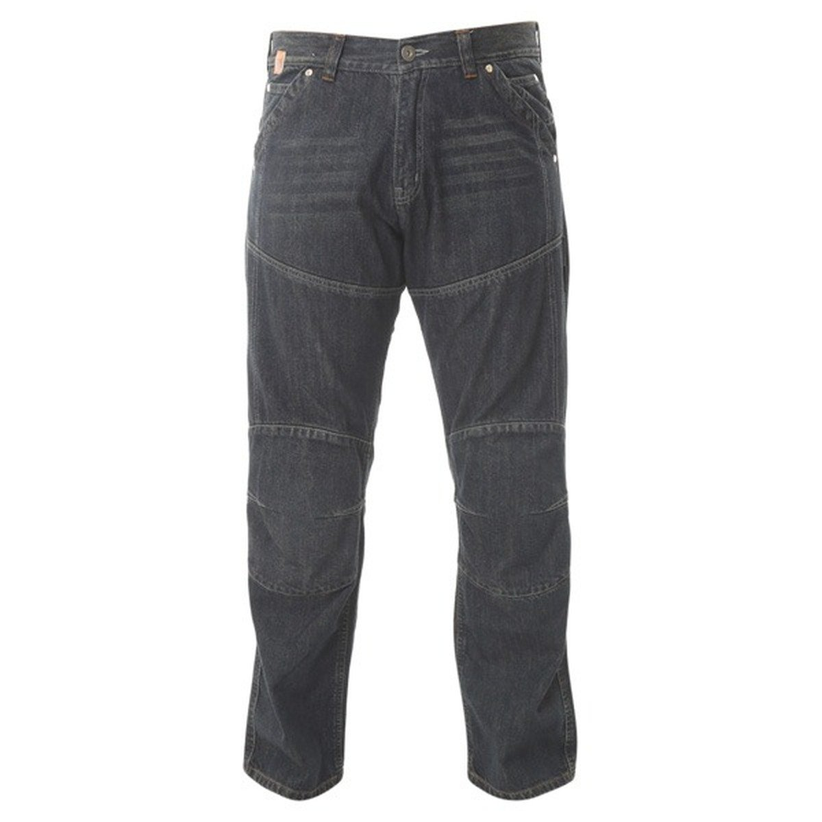 Red-Route denim motorcycle jeans