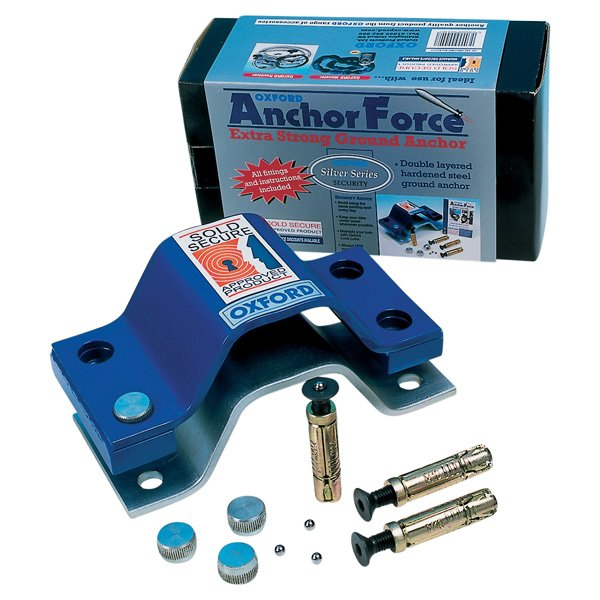 Oxford Products Anchor Force Ground Anchor