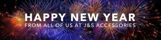 Happy New Year from all at J&S