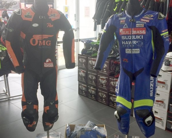Gino Rea and Billy McConnell Suits
