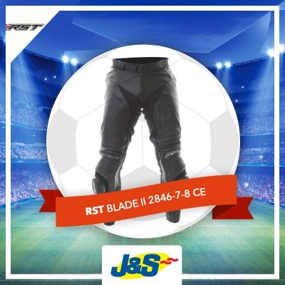 RST Blade II Leather Jeans
