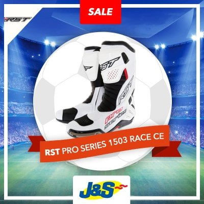 RST Pro Series 1503 Boots