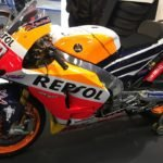 Marc Marquez's steed