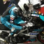 Our very own Joe Collier's bike and suit