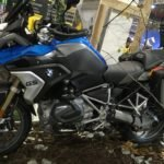 BMW R 1250 GS TE (how much for that in scrabble?)