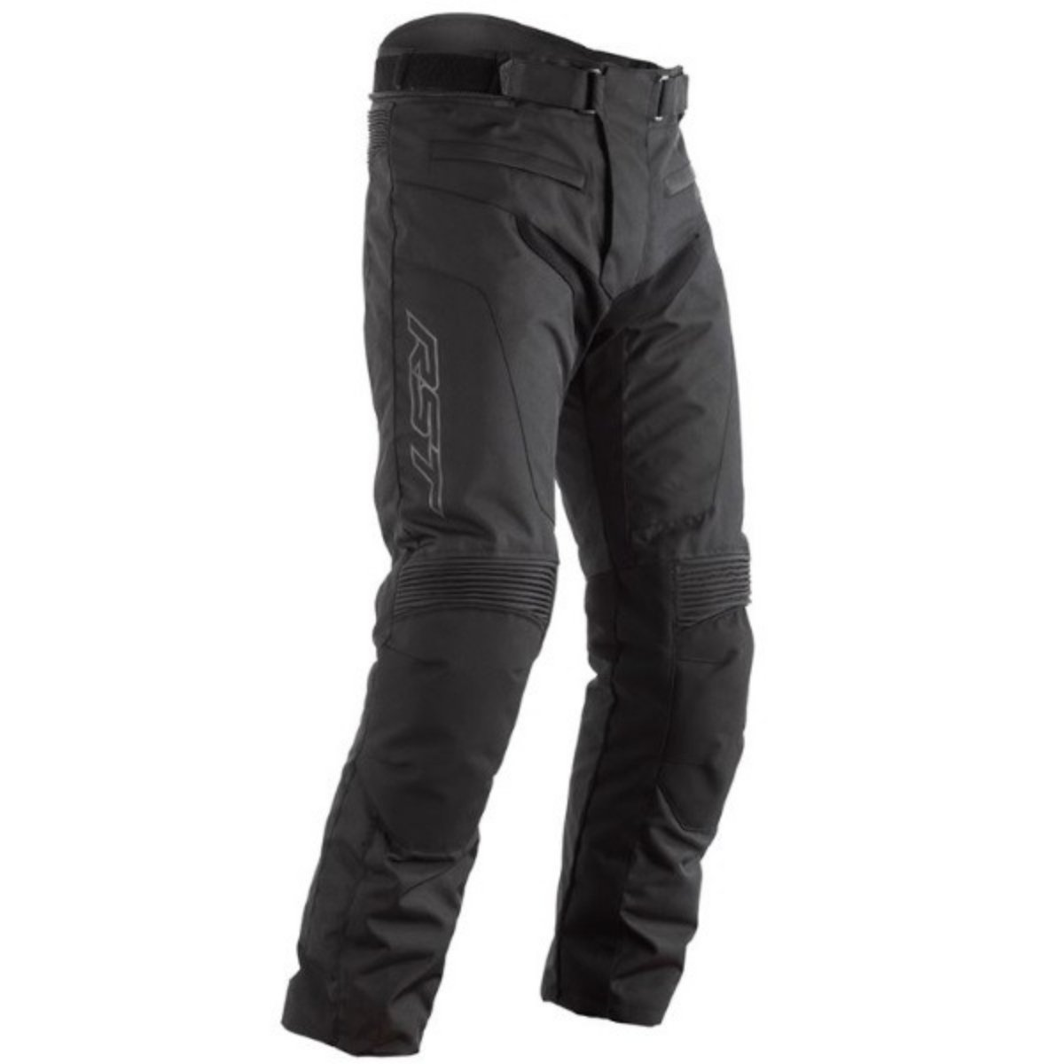 RST Syncro CE Mens Black Textile Motorcycle Jeans