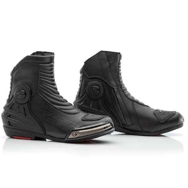RST Tractech Evo CE 2939 Short Black Waterproof Motorcycle Boots
