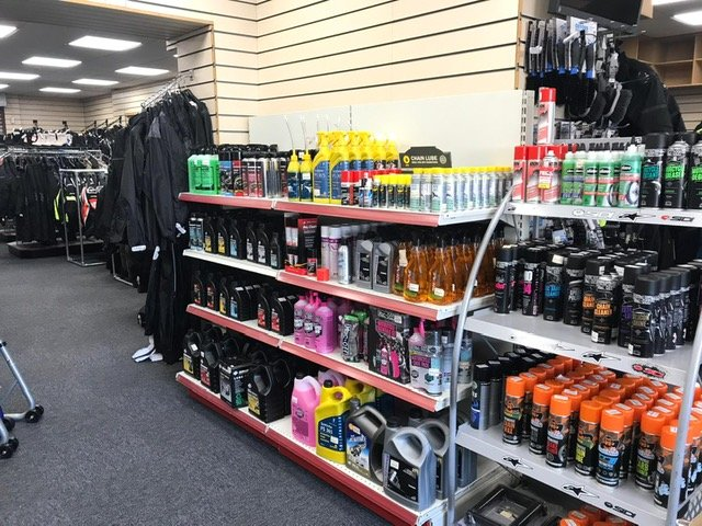 Motorcycle Oils and Lubricants