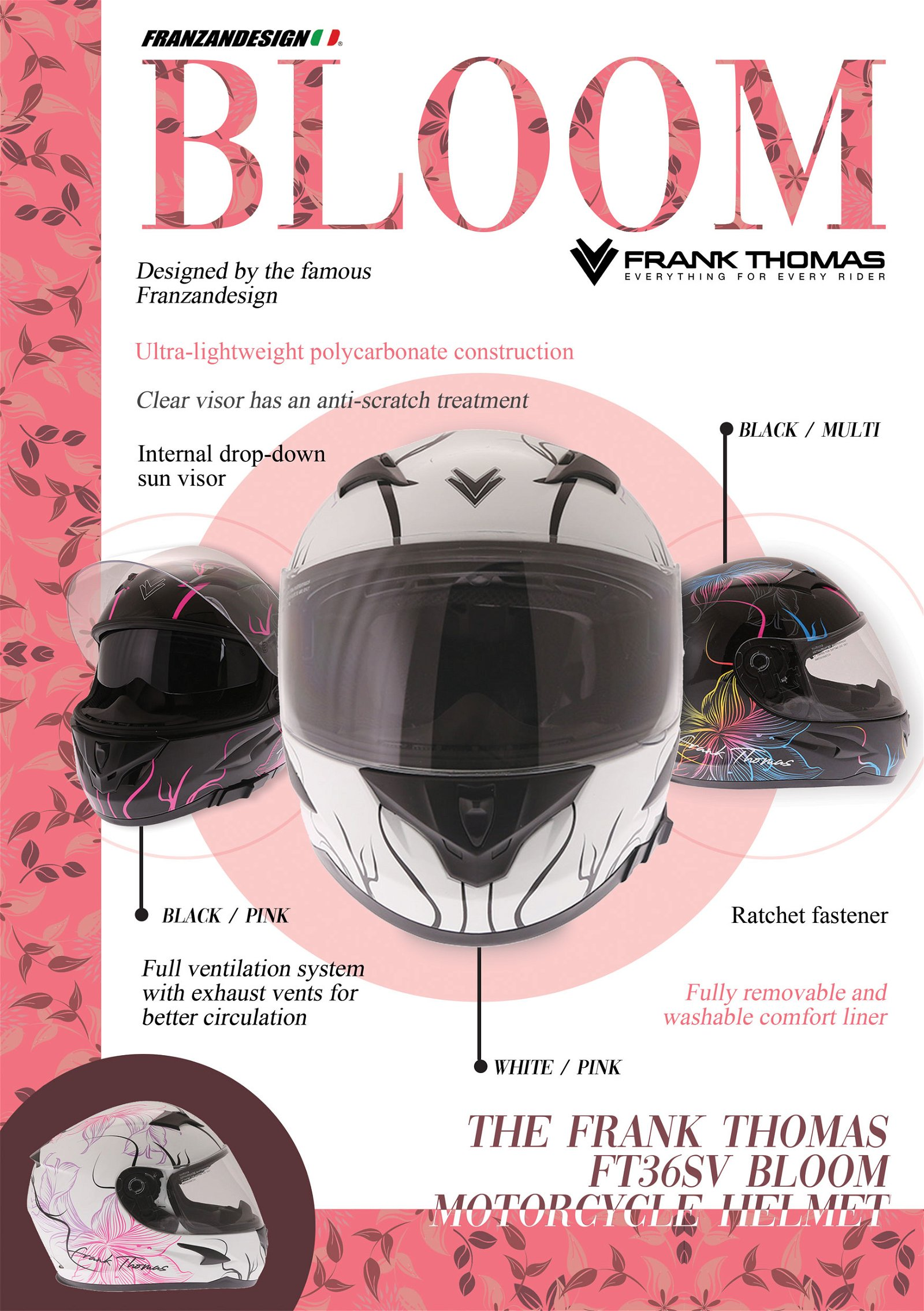 The Frank Thomas Bloom Collection