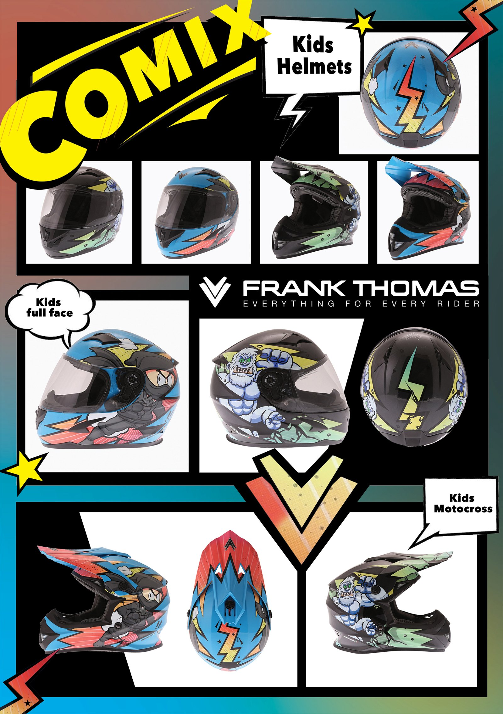 The Frank Thomas Comix Collection