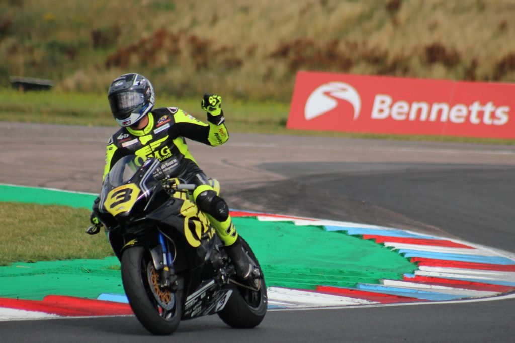 Billy Mcconnell at Thruxton