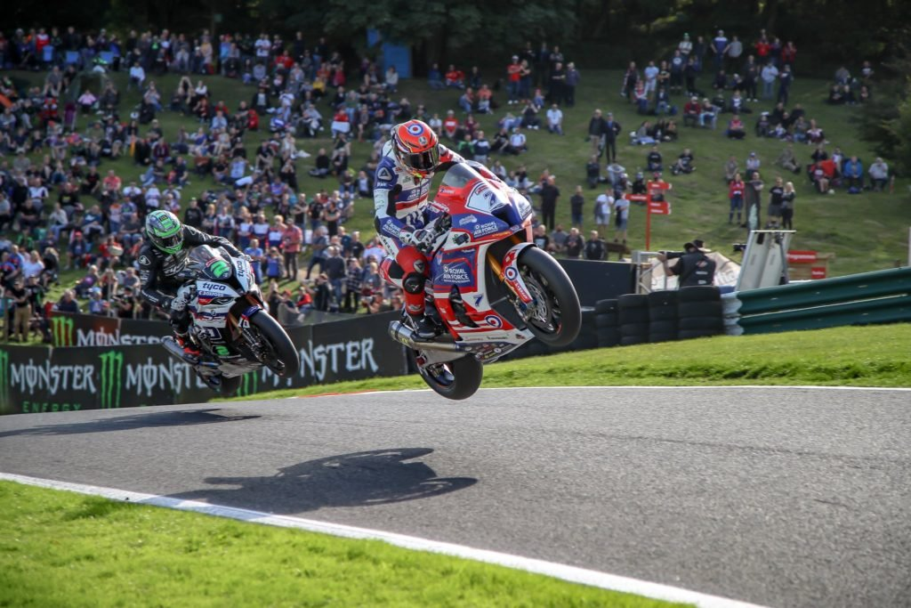 The famour Mountain at Cadwell Park