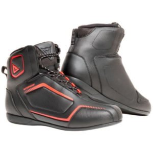 Dainese Raptors D-WP Fluo Red