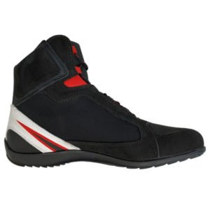 Frank Thomas Viper Motorcycle Boots Inside View