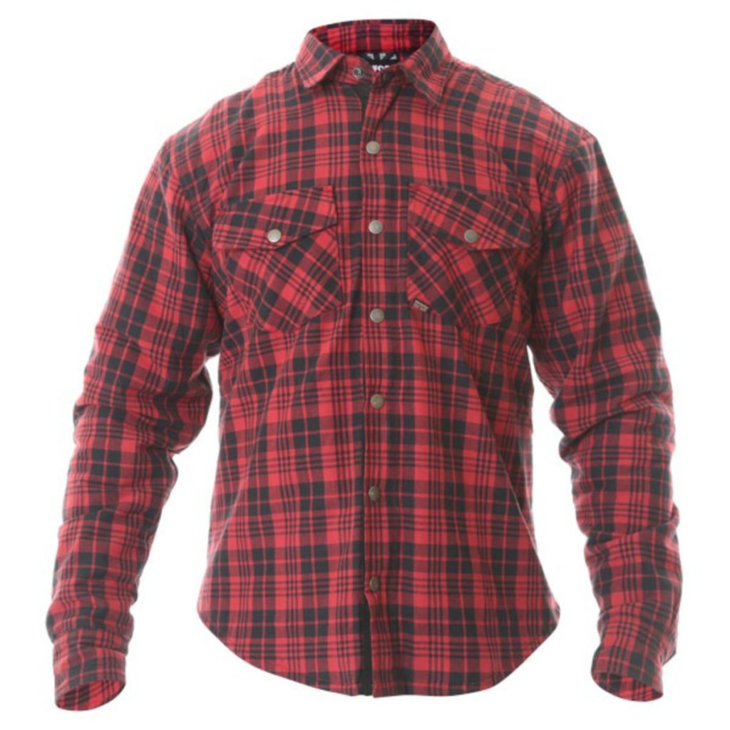 Oxford Kickback Red front