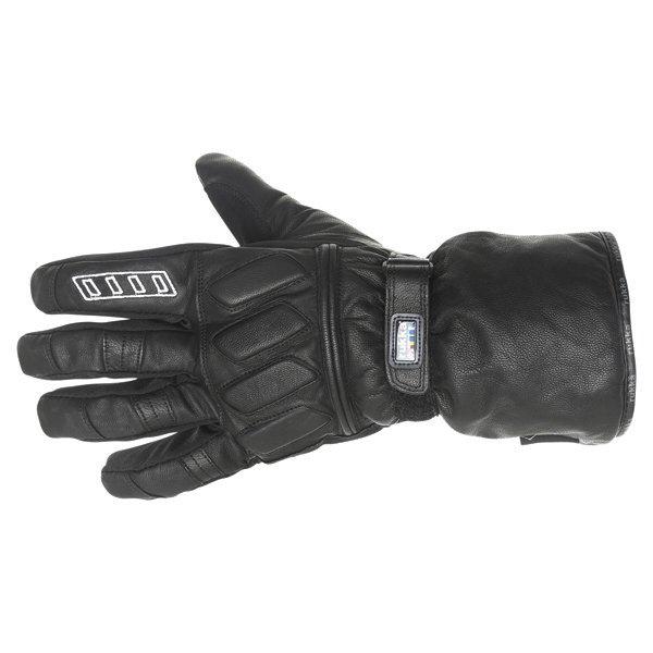 Mars Gloves Black Gloves