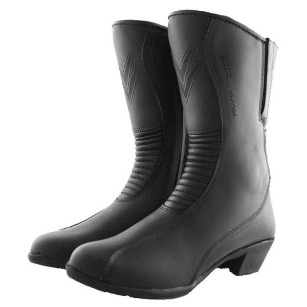 EW-01 Isabella Boots Black Ladies Boots