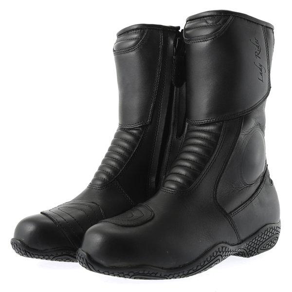 LW-127 Heidi Boots Black