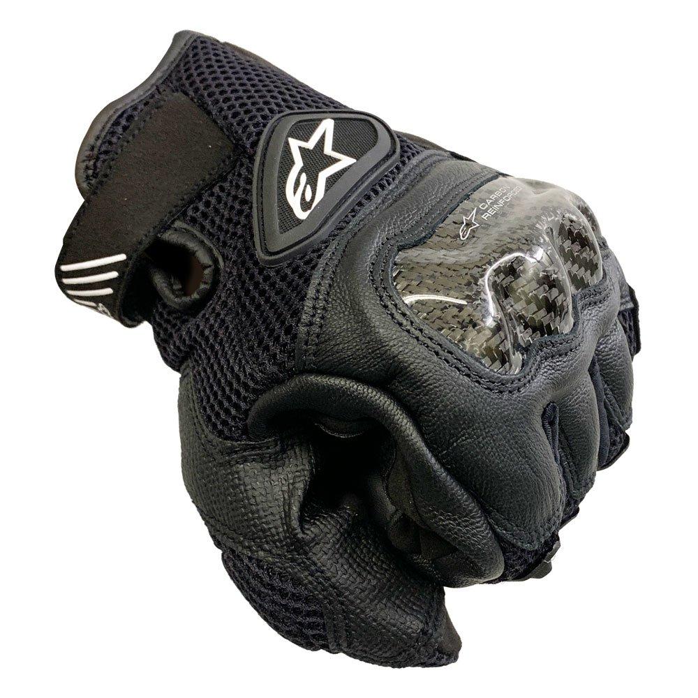 Alpinestars S-MX 2 Air Carbon Glove Black Size: Mens - S