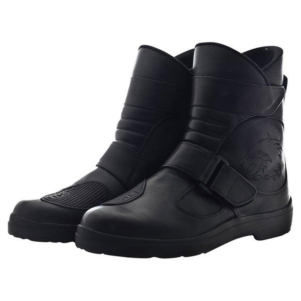 BKB1113 Sports Boots Black Boots