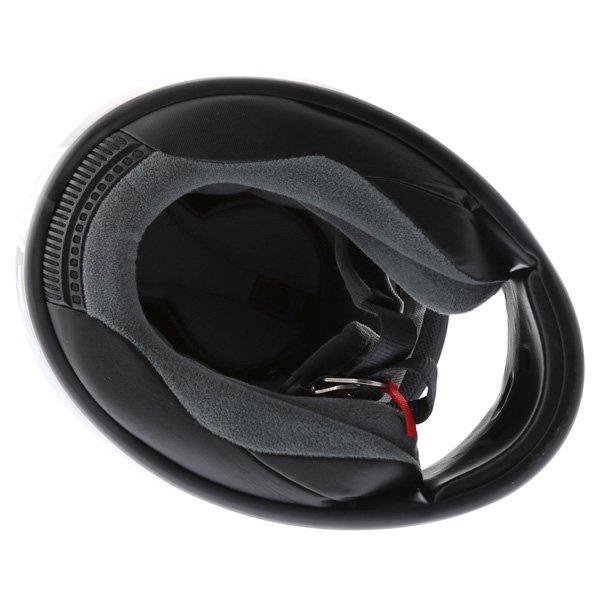 Arai Chaser-V Flash Blue Full Face Motorcycle Helmet Inside