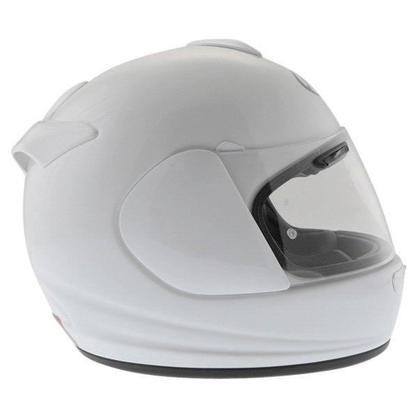 Arai Chaser-V Diamond White Full Face Motorcycle Helmet Right Side