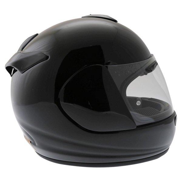 Arai Chaser-V Diamond Black Full Face Motorcycle Helmet Right Side