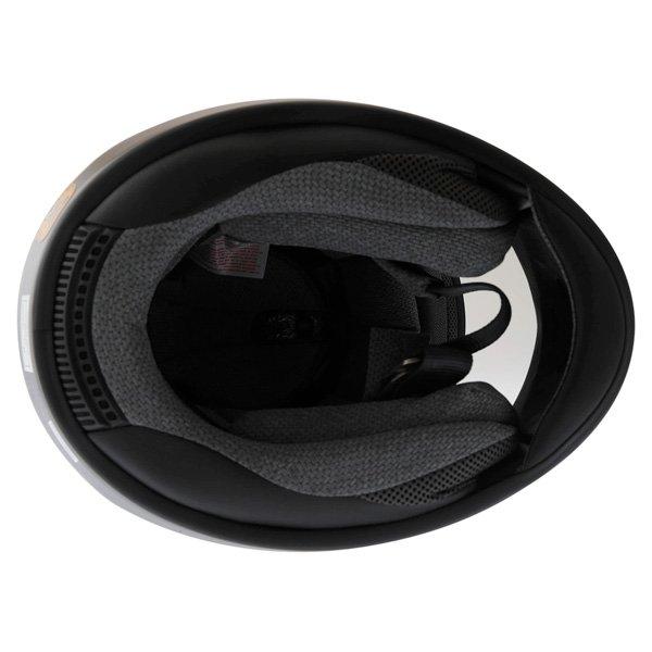 Arai Chaser-V Diamond Black Full Face Motorcycle Helmet Inside