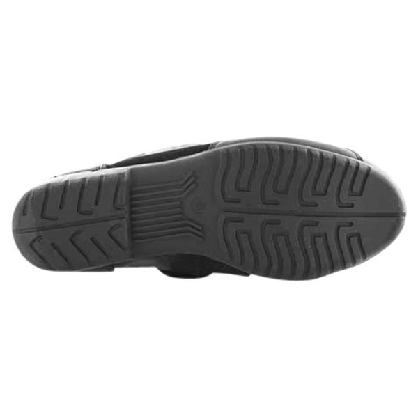 BKS 1022 Thunder Black Motorcycle Boots Sole