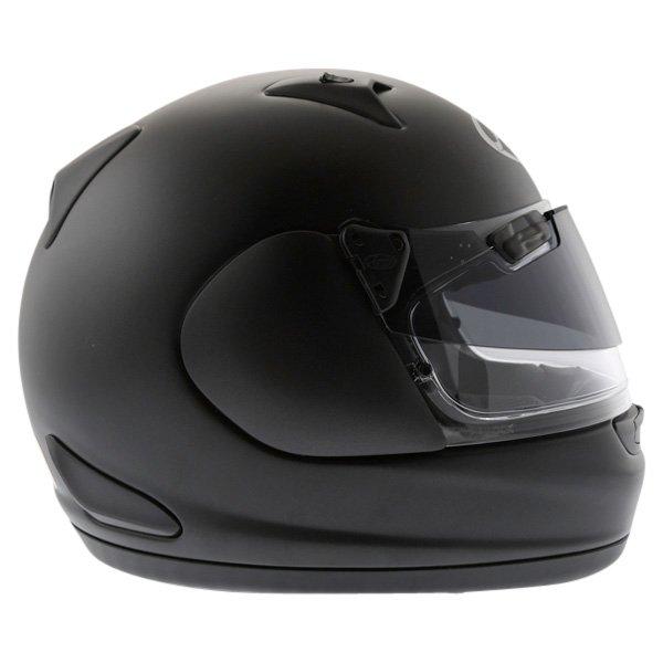 Arai Quantum ST Frost Black Full Face Motorcycle Helmet Right Side