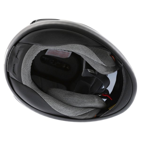 Arai Quantum ST Frost Black Full Face Motorcycle Helmet Inside