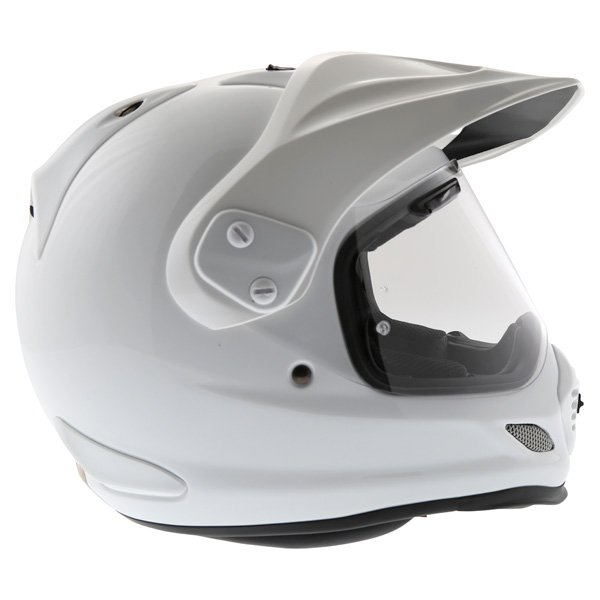 Arai Tour-X 4 White Adventure Motorcycle Helmet Right Side