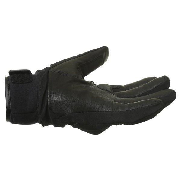 Alpinestars C-10 Drystar Black Waterproof Motorcycle Gloves Little finger side