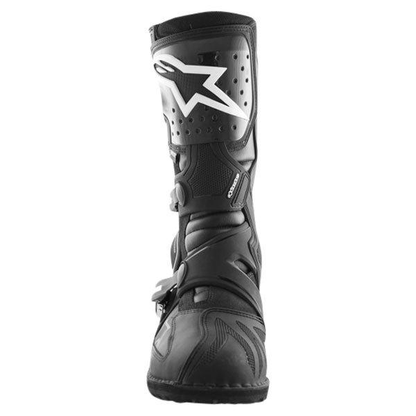 Alpinestars Toucan Goretex Waterproof Black Motorcycle Boots Front