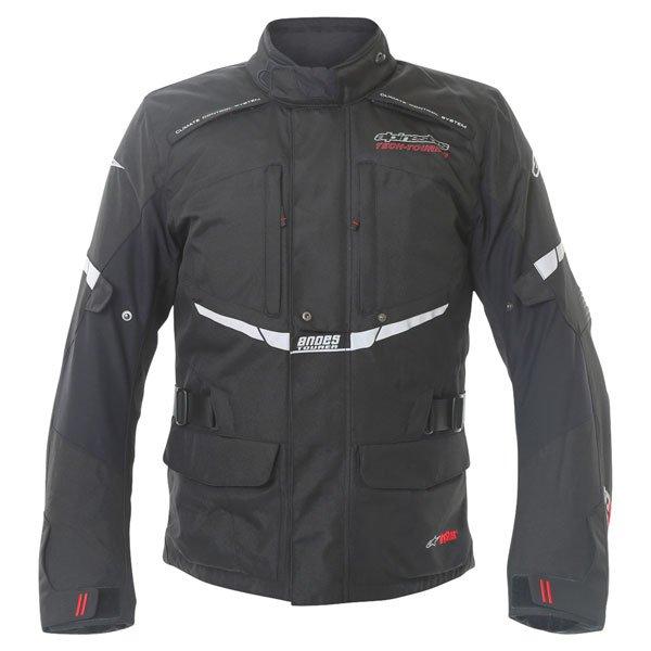 Andes Drystar Jacket Black